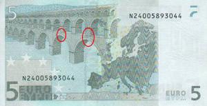 5 euro opl